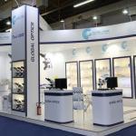 Projetos 3d stands